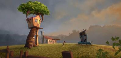 «Το δέντρο που ήθελε να το αγαπούν»: Ένα animation αξίζει να δείτε με το παιδί