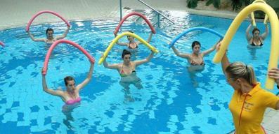 Aqua aerobic: Δροσιστική γυμναστική