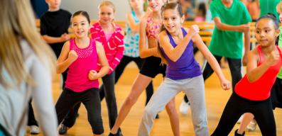 Zumba kids & parents